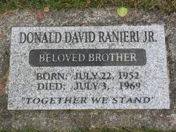 Donald David Ranieri, Jr