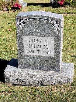 John J Mihalko