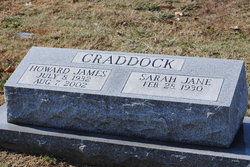 Sarah Jane Craddock