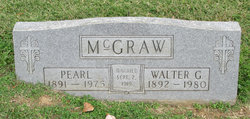 Walter G McGraw
