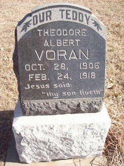 "Theodore Albert ""Teddy"" Voran"