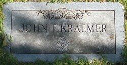 John F. Kraemer