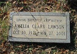 Amelia <I>Clark</I> Lawson