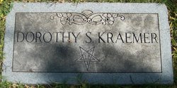 """Dorothy Sophia """"Dora"""" <I>Ritter</I> Kraemer"""