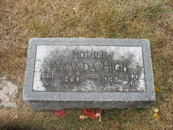 Amanda High