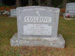 Clotilda E. <I>Houth</I> Cosgrove