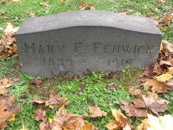 Mary E. Fenwick