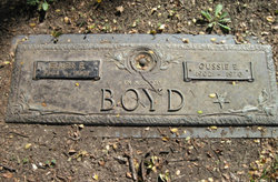 Gussie E. Boyd