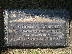 Ruben A. Cabreza