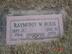 "Raymond Wilhelm ""Ray"" Roos"