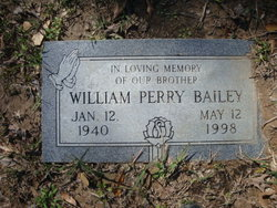 William Perry Bailey