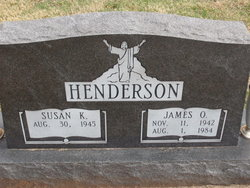 James O Henderson