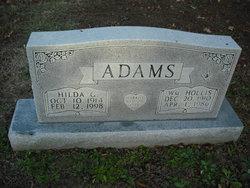Hilda Gray <I>Bogard</I> Adams
