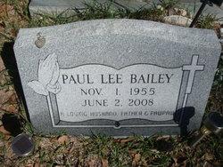 Paul Lee Bailey