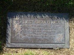 Lolita Abrian Reodica