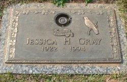 Jessica Elizabeth <I>Helms</I> Gray