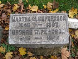 Martha M. McPherson