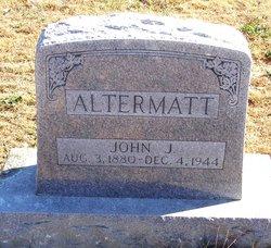 John J Altermatt