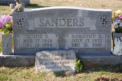 "Louis E. ""Toodlum"" Sanders"