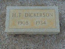 H. T. Dickerson