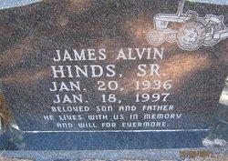 James Alvin Hinds, Sr