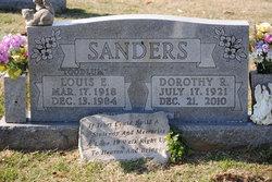 Dorothy <I>Keller</I> Sanders