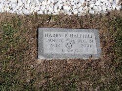 Harry P. Halfhill
