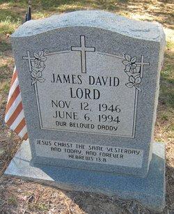 James David Lord
