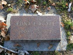 Edna E. Ruyle