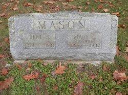Mary L. <I>Kenney</I> Mason