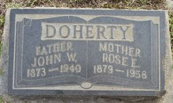 Rose Emma <I>Bassett</I> Doherty