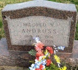 Mildred V. <I>Howerton</I> Andruss