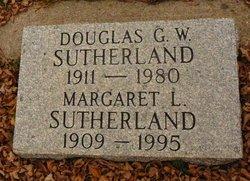 Douglas Gordon  Walker Sutherland
