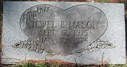 Jewel <I>Baxley</I> Mason