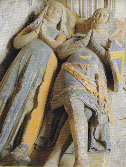 Lady Katherine <I>de Turberville</I> de Berkerolles