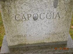Donald A Capoccia, Sr