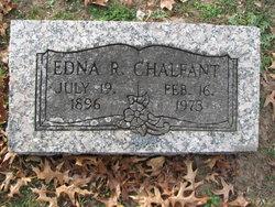 Edna R Chalfant