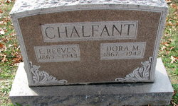 E Reeves Chalfant