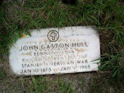 Pvt John Gaston Hull