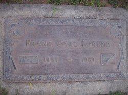 Franz Carl Joseph Lorenz
