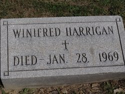 """Winifred C """"Winnie"""" Harrigan"""