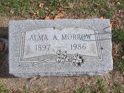 Alma A Morrow