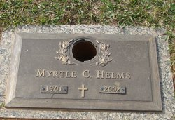 Myrtle May <I>Crenshaw</I> Helms