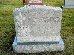 Germaine J <I>Bernier</I> Kuczynski
