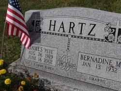 "James ""Pete"" Hartz"