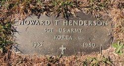 Howard T. Henderson