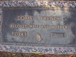 Doris L French