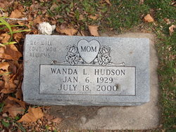 Wanda L <I>Swingle</I> Hudson