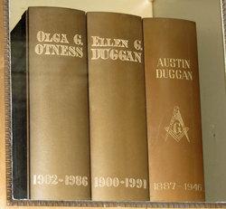 Ellen G Duggan
