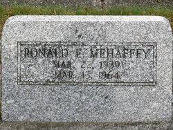 Ronald E Mehaffey